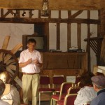 Visite ferme 76- Ferme pedagogique - La ferme au fil des saisons -  Animations Lin