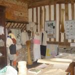 Visite ferme 76- Ferme pedagogique - La ferme au fil des saisons - Ecomusee