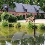 Visite ferme 76- Ferme pedagogique - La ferme au fil des saisons - Ferme